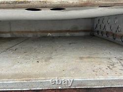 Used Pizza Oven, Bakers Pride, Natural Gas, Double Deck, Model Y600, Great Price