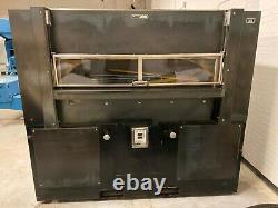 Wood Stone Fire Deck WS-FD-8645 Pizza Oven w Hood WS-FD-8645-RFG-LR-IR-NG