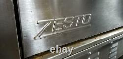 ZESTO 315 DECK PIZZA / BAKE OVEN GAS (72L X 42D)! Tc